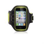 Belkin EaseFit Sport Armband case Black,Yellow
