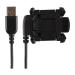 Garmin Charging Clip Black Charging/data cable