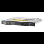 HP E0X94AA Internal Blu-Ray RW Black optical disc drive