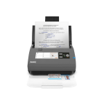 Ambir Technology DS820IX-AS scanner 600 x 600 DPI ADF scanner Grey A4