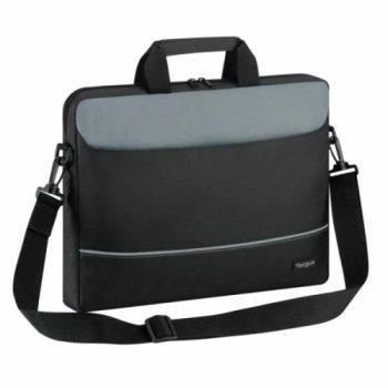 "Targus TBT238EU maletines para portátil 39,6 cm (15.6"") Negro, Gris"