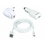 Neoxeo X250A25018 Auto White mobile device charger