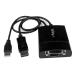 StarTech.com Adaptador de Vídeo DisplayPort a DVI - Conversor DP++ - Doble Enlace - Activo