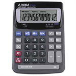 Aurora DT85V Desktop Basic Black calculator