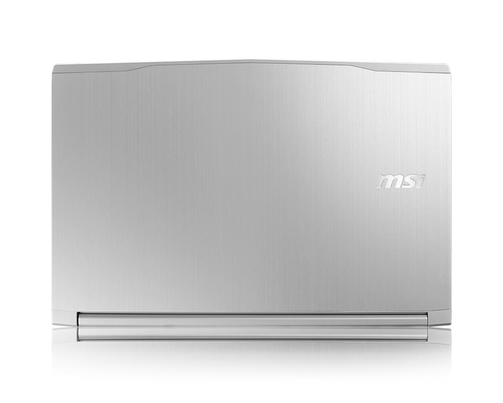 """MSI Prestige PE60 7RD-442UK 2.5GHz i5-7300HQ 15.6"""" 1920 x 1080pixels Silver Notebook"""