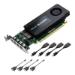 PNY VCQK1200DVI-PB LP NVIDIA Quadro K1200 4GB