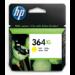 HP Cartucho de tinta original 364XL de alta capacidad amarillo