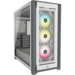 Corsair iCUE 5000X RGB Midi Tower White