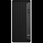 HP EliteDesk 800 G6 DDR4-SDRAM i7-10700 Tower Intel® Core™ i7 Prozessoren der 10. Generation 32 GB 512 GB SSD Windows 10 Pro PC Schwarz