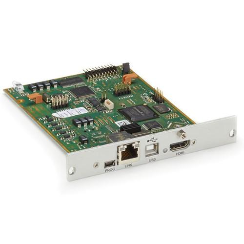 Black Box ACX1MT-HDMI-SM interface cards/adapter Internal Fiber, HDMI, USB 2.0