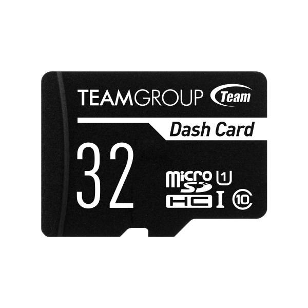 Team Group Dash Card 32GB UHS-1 Micro SD Card