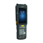 "Zebra MC3300 handheld mobile computer 10.2 cm (4"") 800 x 480 pixels Touchscreen 505 g Black"
