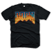 DOOM Men's Classic Game Logo T-Shirt, Extra Large, Black (GE1126XL)