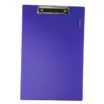 Rapesco VSTCB0L3 clipboard Blue Plastic