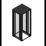 Eaton REA42810NPBE Freestanding Black rack