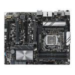 ASUS Z170-WS Intel Z170 LGA 1151 (Socket H4) ATX server/workstation motherboard