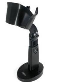 Zebra STND-AS0036-07 holder Passive holder Barcode scanner Black