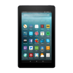 Amazon Fire 7 tablet 8 GB Black