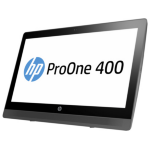"HP ProOne 400 G2 3.2GHz i3-6100T 20"" 1600 x 900pixels Silver All-in-One PC"