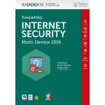 Kaspersky Lab Internet Security – Multi-Device 2016