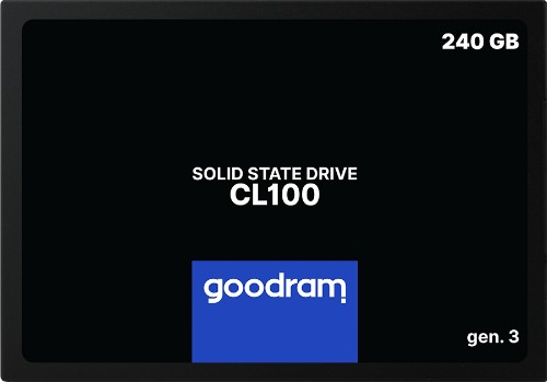 Goodram CL100 memory card 240 GB SATA