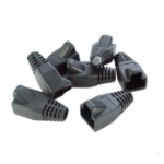 Videk 7115 cable boot Black 10 pc(s)