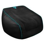 ThunderX3 DB5 Console Bean Bag - Black/Cyan