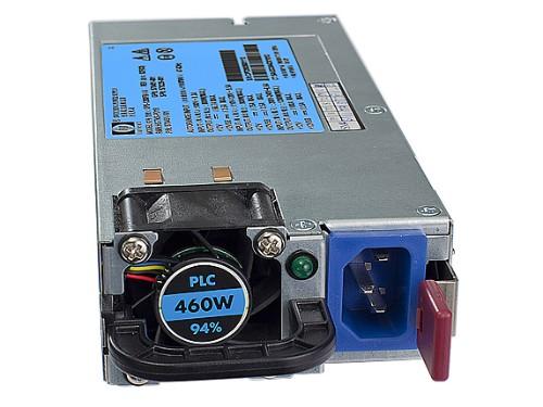 Hewlett Packard Enterprise 499250-101-RFB power supply unit 460 W Metallic