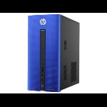 HP Pavilion 550-181na 3.1GHz A8-7600 Tower Blue