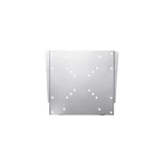 "Newstar FPMA-W110 40"" Silver flat panel wall mount"