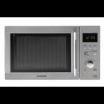 Daewoo KOR6N7RS Countertop Solo microwave 20L 800W Stainless steel microwave