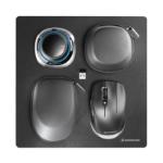 3Dconnexion SpaceMouse Wireless Kit 2 mouse RF Wireless+USB Type-A 6DoF Ambidextrous