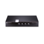 Vertiv Avocent SC 640 1U Black KVM switch