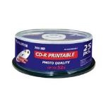 Fujifilm CD-R, 700MB, 25pcs CD-R 700MB 25pc(s)