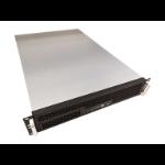 TGC Rack Mountable Server Chassis 2U 650mm Depth, 1x Ext 5.25' Bay, 9x Int 3.5' Bays, 7x Low Profile PCI
