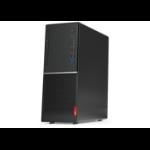 Lenovo ThinkCentre V530 Tower 2.8 GHz 8th gen Intel® Core™ i5 i5-8400 Black,Red PC