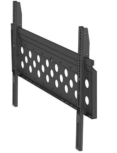 "PMV PMVMOUNTXFB flat panel wall mount 2.49 m (98"") Black"