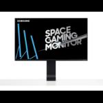 "Samsung S32R750Q 80 cm (31.5"") 2560 x 1440 pixels Quad HD LED Black LS32R750QEUXEN"