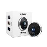 Fibaro Intercom 4MP Black, White video system