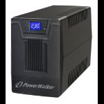 PowerWalker VI 2000 SCL uninterruptible power supply (UPS) Line-Interactive 2000 VA 1200 W