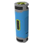 Scosche BoomBottle+ Stereo portable speaker 24W Blue