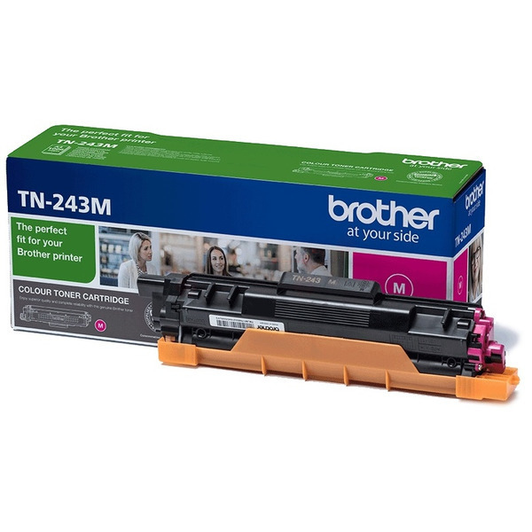 Toner Cartridge - Tn243m - 1000 Pages - Magenta
