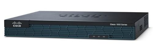 Cisco CISCO1921/K9, Refurbished wired router Gigabit Ethernet Multicolour