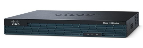 Cisco CISCO1921/K9, Refurbished wired router Gigabit Ethernet Multicolour