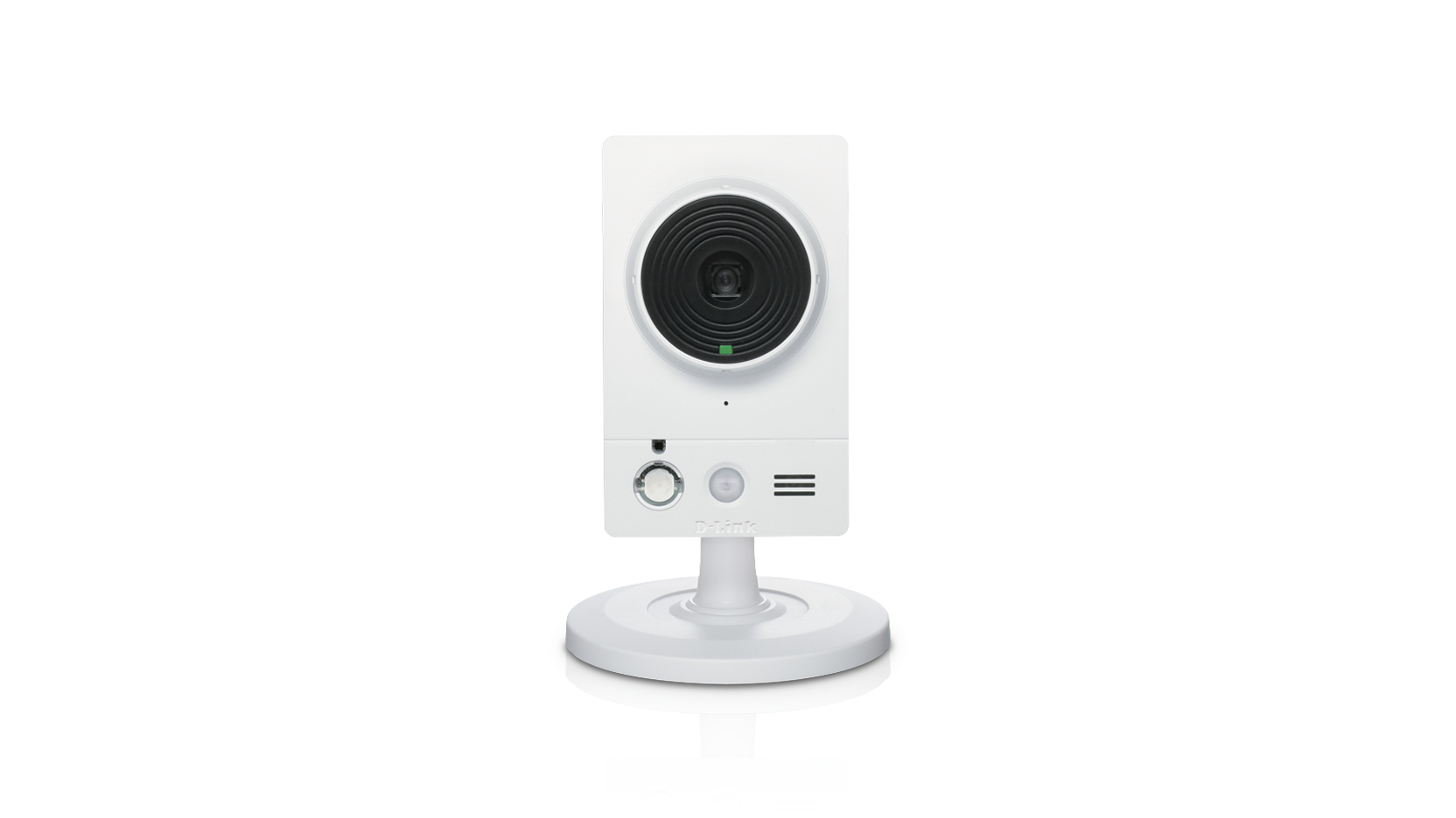 D-Link DCS-2230L IP Cube White surveillance camera