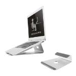 Newstar NSLS025 notebook stand 43,2 cm (17 Zoll) Notebook-Ständer Silber