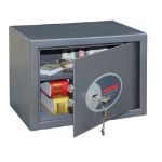 Phoenix Safe Co. SS0802K safe Graphite 17 L Steel