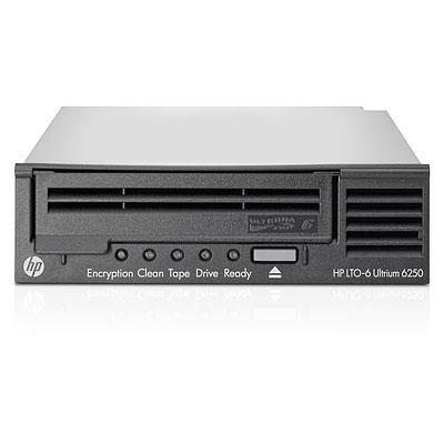 Hewlett Packard Enterprise StoreEver LTO-6 Ultrium 6250 tape drive Internal 2500 GB