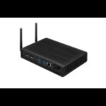 LG CL600N-6A Thin Client 1.5 GHz J4105 800 g Black