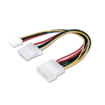 ASSMANN Electronic AK-430401-002-M interne stroomkabel 0,2 m